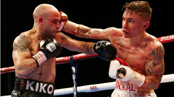 El Boxeo, uno de los deportes de lucha más antiguos.