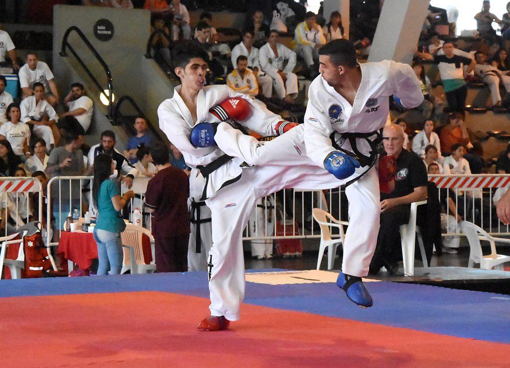 El Taekwondo, todo un arte koreano.