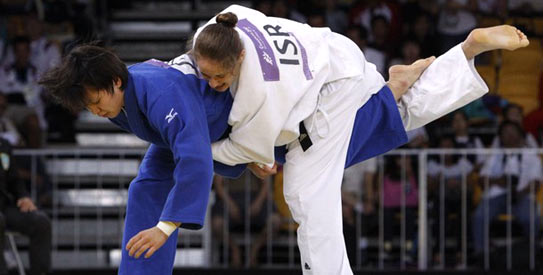 El judo, el mejor deporte para los niños.